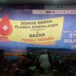 Ikatan Alumni Universitas Airlangga Cabang Sidoarjo Gelar Donor Plasma Konvalesen