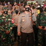 Kepulangan Ribuan Kader HMI dari Surabaya Dikawal Langsung Kapolda Jatim