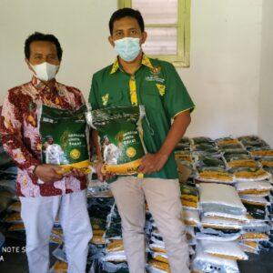 Baznas Sumenep Terima 536 Paket Zakat Fitrah dari Baznas Pusat