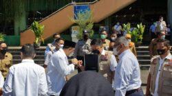 Bersama Menteri Perdagangan, Satgas Pangan Polda Jatim Pantau Stok dan Harga Sembako di Surabaya