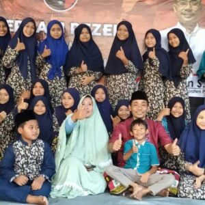H. Arifin S. Sos, Ramadhan Berbagi Rezeki untuk Anak Yatim dan Dhuafa