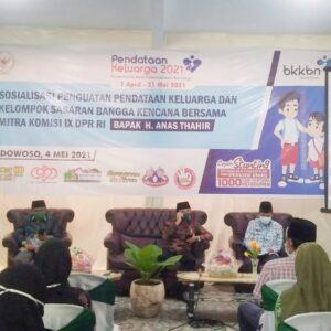 Gandeng BKKBN, Anas Thahir Gelar Sosialisasi Stunting di Bondowoso