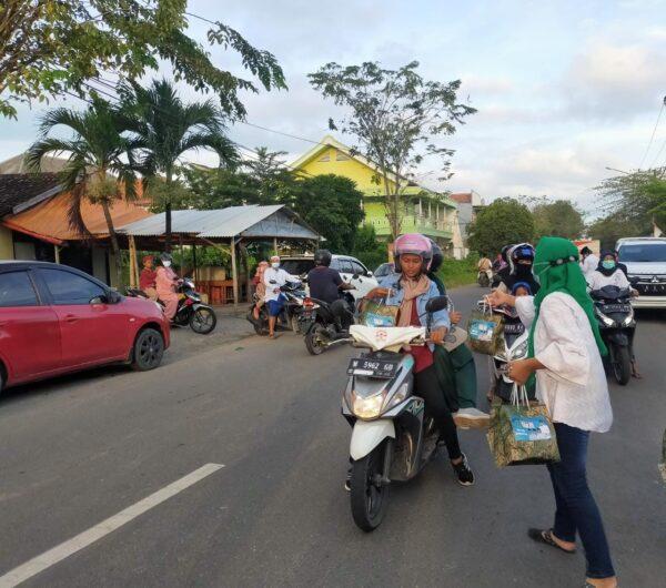 DPC PKB Bangkalan, Tasyakuran Pengurus Baru dan Bagi-bagi Takjil