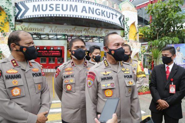 Penerapan Prokes Tempat Wisata di Jawa Timur Dicek Langsung Tim Supervisi Mabes Polri