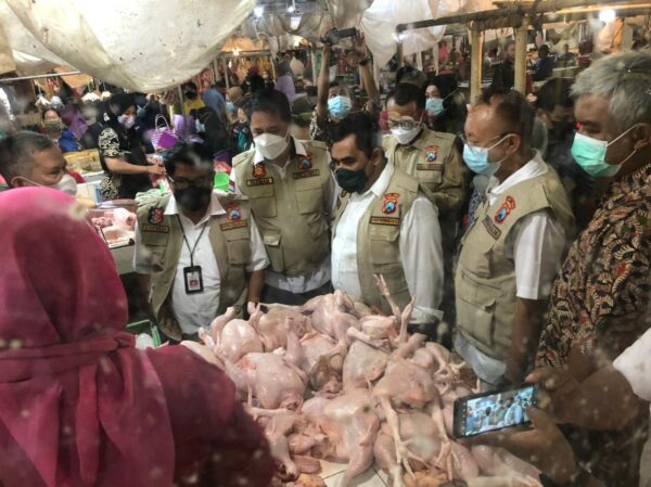Jelang Hari Raya Idul Fitri, Satgas Pangan Jatim: Harga dan Stok