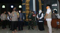 Pastikan Sesuai Prokes, Masjid Al-Akbar Surabaya Siap Gelar Solat Ied