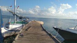 Jembatan di Pulau Sepanjang Ambruk, Kepala Desa Bungkam