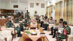 Panglima TNI dan Kapolri Berikan Arahan dalam Penanganan Covid-19 di Bangkalan