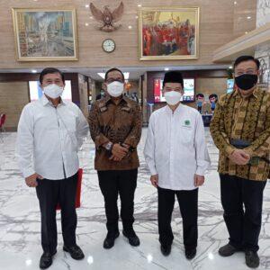 PP IPHI Temui Dirjen AHU Menkumham Jelang Muktamar VII