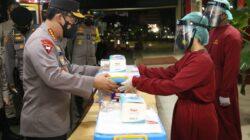 Tenaga Kesehatan RS Polri Soekanto dapat Bantuan dari Kapolri
