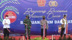 PPKM Darurat, 458 Ton Beras dan 15.000 Paket Sembako Disebar Polri untuk Masyarakat Banten