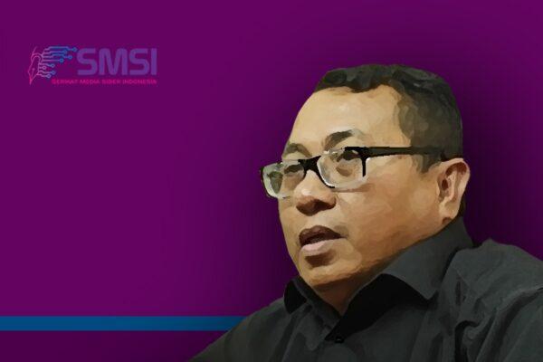 SMSI Ingatkan Kemenkominfo Terkait Komunukasi Penanganan Wabah Memburuk