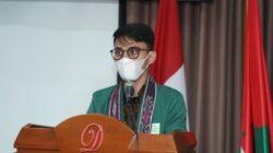 Polemik Pegawai KPK yang tidak lolos TWK : Dimas Prayoga - Korpus BEM Nusantara, Segera Laksanakan Putusan MK