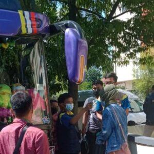 Tak Terbendung, Kepulangan PMI Asal Sampang Terus Mengalir