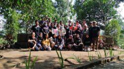 Lestarikan Peninggalan Sejarah, Mahasiswa UMM Kerja Bakti Bersihkan Situs Prasejarah